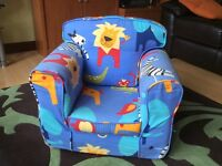 Child's Chair Single Sofa Chair (bedroom furniture)