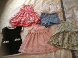 9-12 months girls dresses