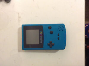 Pokémon yellow and Gameboy color