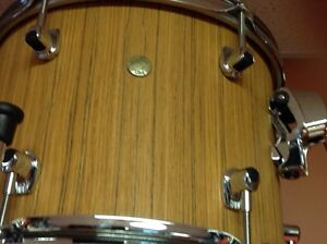 Brand New Ludwig Signet 3 piece Drum Kit - Shells Only Strathcona County Edmonton Area image 4