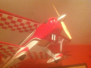 New super skybolt rc plane to trade