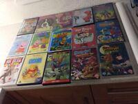 Kids DVDs 15 in total