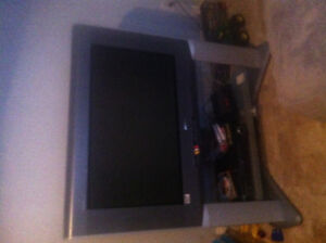 Sony TV and stand