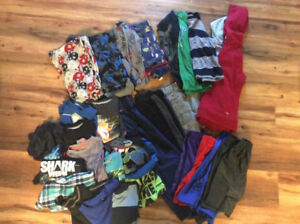 Lot #1 of size 8 boy clothes