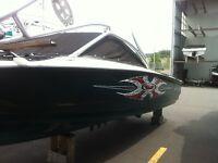 bateau de wake et ski mastercraft X-9