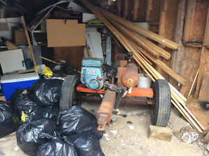 Wood splitter for sale or trade