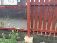 Fencing slats wanted