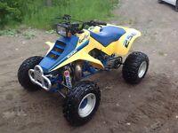 Quad racer 250 1990