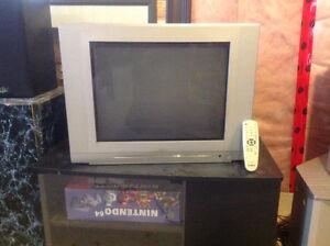 Tv plus stand