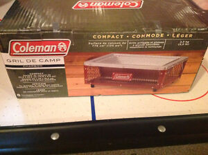 Brand new Coleman camp charcoal grill Edmonton Edmonton Area image 1