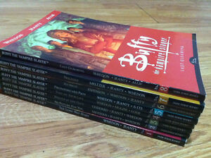 BUFFY COMICS VOL. 1-8