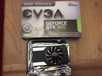 Geforce GTX960 Superclocked 4gb