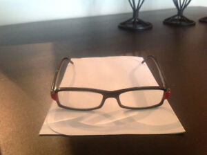 Polo glasses  red color