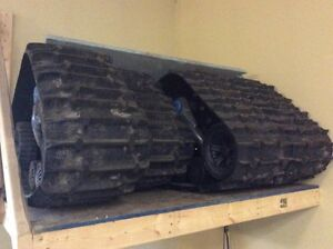 Camoplast T4S high performance UTV tracks