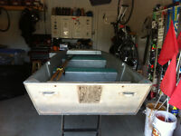 Wanted - Small Flat Bottom Alumimun fishing boat Springbok type