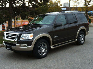 2006 FORD EXPLORER LIMITED EDDIE BAUER 4X4 - 7 PASS|ROOF|DVD