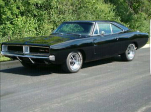 Searching for 1969 Charger