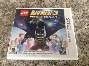 Lego Batman Beyond Gotham Nintendo 3DS