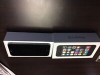 iPhone 5s with Telus contract brand new phone.
