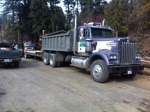 1985 Kenworth Dump Truck
