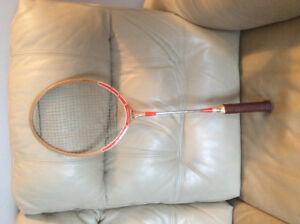 Raquette badminton, raquetball