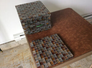 Mosaic tile 28 pieces backsplash or the like