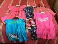 Girl's Summer Clothes