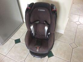 Maxi cosi tobi car seat black reflection group 1