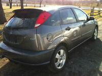 FORD FOCUS ZX5 2006 MANUEL