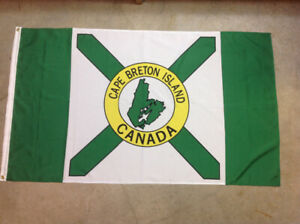 Flag of Cape Breton Island Canada 36x60 inches