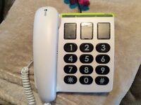 Doro Photo Easy 331ph corded telephone