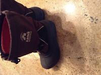 Kamik waterproof winter boots. Sz 13