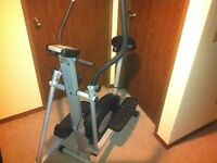 Body Flux Mag Elliptical Stationary Bike