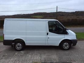 2012 62 FORD TRANSIT 2.2 TDCI 6 SPEED ( 100PS ) 260 SWB