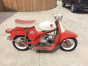 Puch Allstate Compact DS Scooter (Sears)