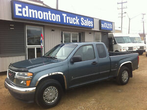 2006 GMC CANYON SL EXTENDED CAB