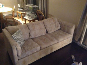 Love seat and sofa bed