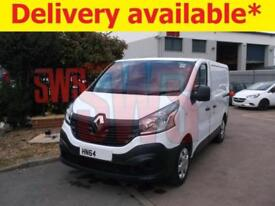 2014 Renault Trafic SL29 Business DCi 1.6 DAMAGED REPAIRABLE SALVAGE