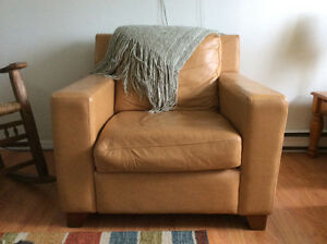 Coach chair love seat.  Has been sold
