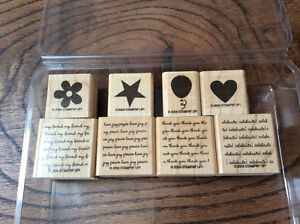 Stampin' Up sets II