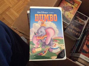 Dumbo VHS tape