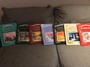 7 livres -Contes et Fables Gatineau Ottawa / Gatineau Area image 1