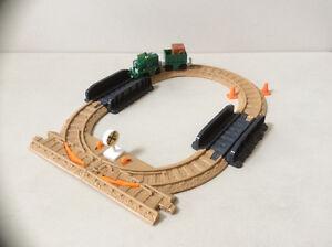 Fisher Price Geo Trax add on w/train