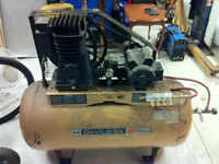 5 HP Devilbiss Compressor