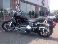 Harley Davidson Dyna low 103 only 6k mint ££££extras