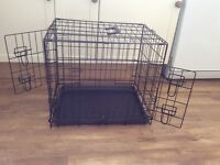 Dog cage/puppy crate/training cage