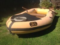 Inflatable boat rib tender dinghy
