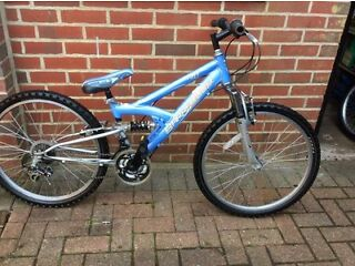 Barracuda Roxy mountain bike