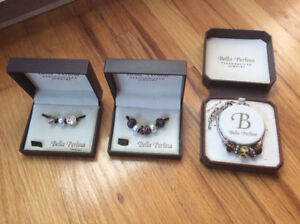 1 bracelet and a total of 13 Charms