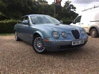 Jaguar S-TYPE 2.7D V6 auto SE FSH